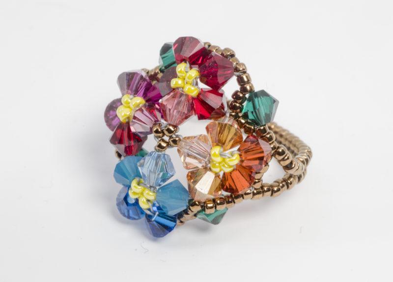 Swarovski prstan Ornament, Julija