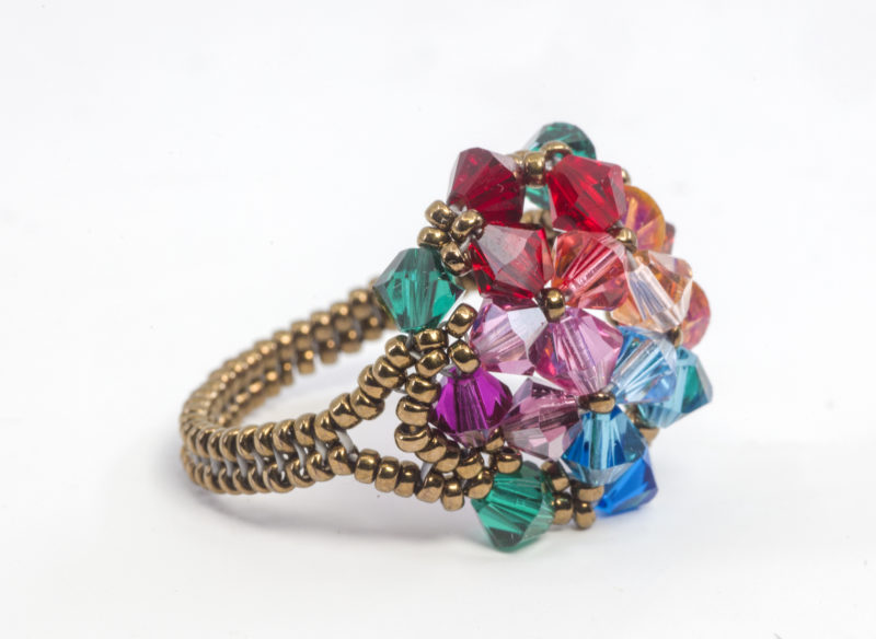 Swarovski prstan Ornament, Evica