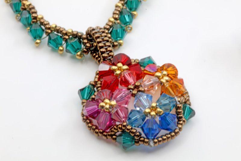 Swarovski ogrlica Ornament, Julija